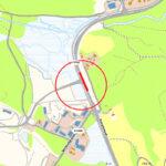 Kart over passeringslomme
