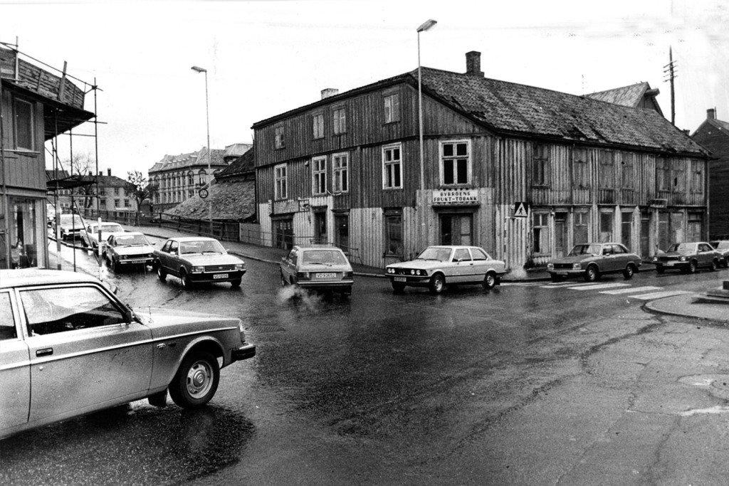 Bilde av bakklandet 1980
