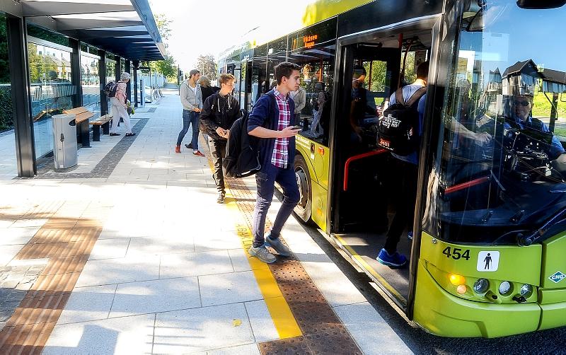 Superbussstasjon ved Prinsenkrysset